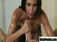 Masseur Fuck Hard Sexy Busty Girl clip-23