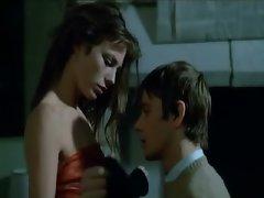 Jane Birkin Sex Scene From Le Diable Au Coeur
