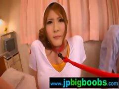 Big Tits Janapese Girls Get Hard Sex clip-25
