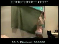 Peeping Toms Ruin Webcam Show - Funny Blooper