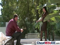 Nasty Wife Cheat And Fuck Hard movie-34