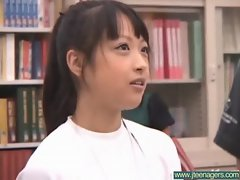 Japanese Teen Get Hardcore Sex movie-31