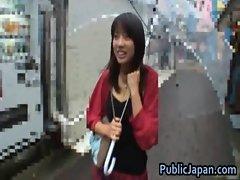 Haruka Itoh Sexy Asian suck