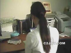 C사무실여직원