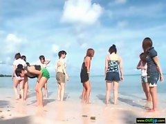 Outdoor Sexy Japanese Get Hard Sex movie-28