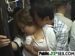 Asian Babe Girl Get Sex Bang In Public movie-19
