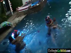 Crazy Sensual Slutty chicks Get Shagged Brutal At Party video-30