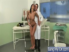 Doctors And Pacients Gets Banged Rough video-21