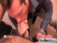 Berke parker banging and stroking gay young men
