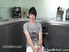 Sassy teen Alex Harler wanking his nice gay gay sex