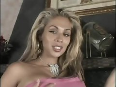 Charming filthy transvestite - What is her name