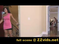 Lisa Ann in Mum Got Bobbs Full episode at www.ZZvids.net