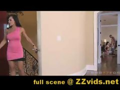 Lisa Ann &amp_ Jennifer White - Don't Tell Mum The Babysitter's a Vixen