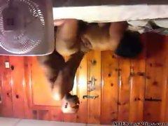 Last Time Creampie black slutty ebony cumshots naughty ebony swallow interracial african ghetto bbc