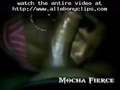 Mocha Fierce Back At It ebony filthy ebony cumshots slutty ebony swallow interracial african ghetto bbc