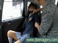 Wild Banging A Sensual japanese Sassy teens Chick vid-17