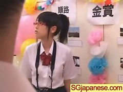 Sensual japanese Lassie In School Uniform Get Sex vid-22
