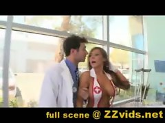 Madison Ivy in Doctor Adventures. Full episode at www.ZZvids.net