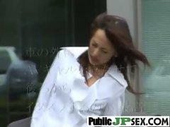 Asians Randy chicks Get Brutal Screwed In Public vid-28