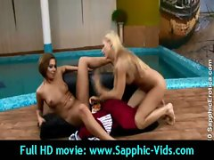 sensual 19yo Butch Ladies Love Oral Sex - Sapphic Erotica 08