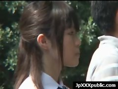 Attractive 18yo Sensual japanese ladies Fuck In Public video-29
