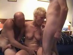 From 2hotdamn - Slutty mom double-penetrated