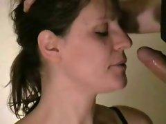 deepthroat and orgasm Pt2