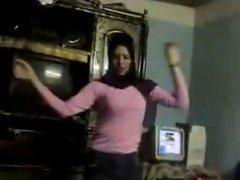 arab hijab dance