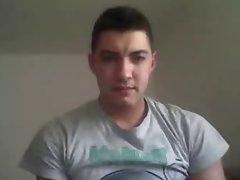 bulgarian man wanking