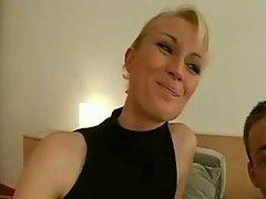 Big Butt Sexual Tempting blonde German girlie Jessica