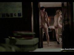 Kathleen Robertson Nude Episodes - Boss - HD