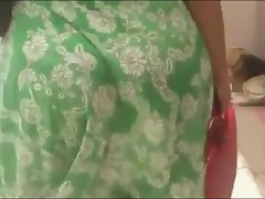 culona skirt slow motion
