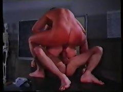 lewd teacher gangbang orgy with her students