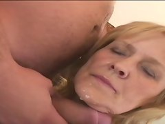 Sensual Granny Adriana loves to fuck!