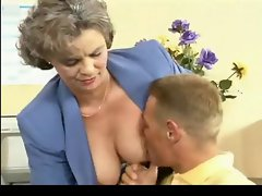 Top heavy Very hairy Momma Needs 18 years old Pecker by TROC