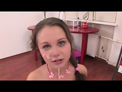 Deep Teenager Throat 12