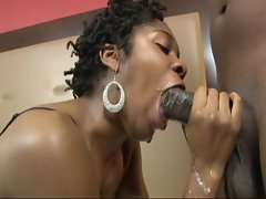 Enjoyment Gets Herself Some Huge pecker