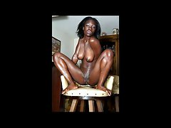 100 Gorgeous Ebony Females