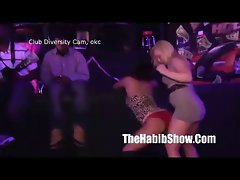 Naughty butt Shaking Butt twerking Club Diversity freaks P2