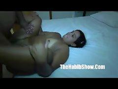 300lb Big Buddha Bangs thick Brazilian in her naughty butt P1