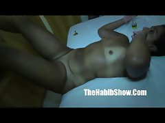300lb Big Buddha Screws thick Brazilian in her naughty bum P2