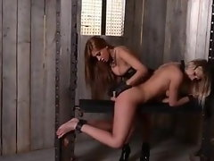 Attractive lezzie Domination & submission dominance
