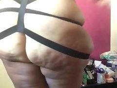 Obese HANANE (DOMINATION BDSM)