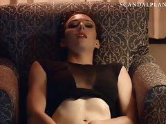 Ava Verne Masturbateing in Episode On ScandalPlanetCom