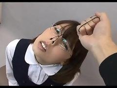 Ibuki Haruhi (Nose Fetish P.1)