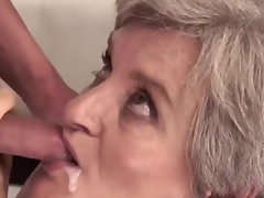 Grandma Cum-shots Aliz