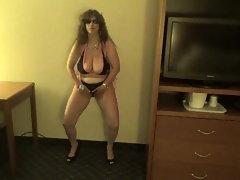 Tinja Sizzles In Her Sensual Vixen Bathing suit