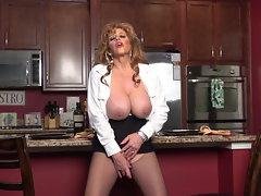 Waitress on Break
