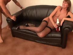 Unexperienced home porno