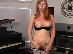 Lauren Phillips Wank off Instructions
